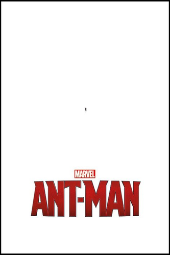Ant Man - Collectable Movie Poster - egoamo.co.za
