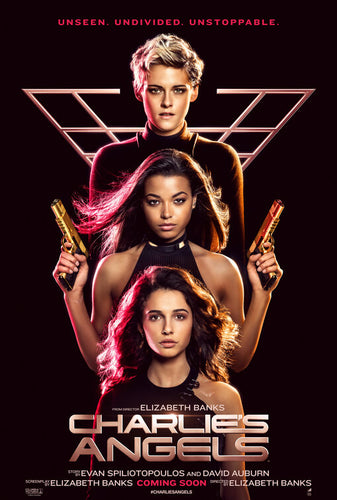 Charlie's Angels (2019) - Original Double Sided Cinema One Sheet Poster - egoamo.co.za
