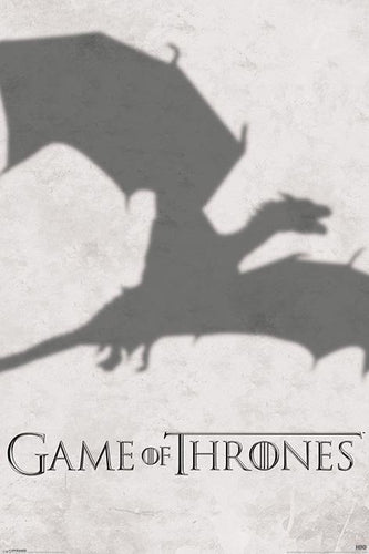 Game of Thrones - Dragon Poster - egoamo.co.za