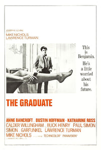 The Graduate Poster - egoamo.co.za