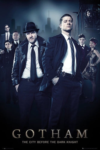 Gotham - TV series - Poster - egoamo.co.za