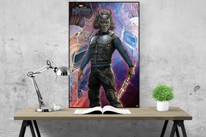 Black Panther - Killmonger Poster - egoamo.co.za