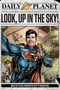 Superman - Daily Planet Poster - egoamo.co.za