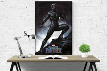 Black Panther - Stance Poster - egoamo.co.za