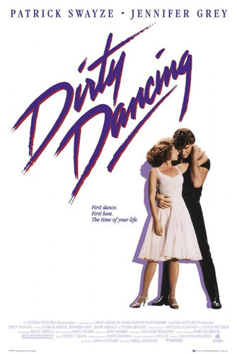 Dirty Dancing - Poster - egoamo.co.za