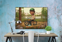 Tyler the Creator Poster - egoamo.co.za