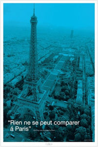 Paris - Poster - egoamo.co.za