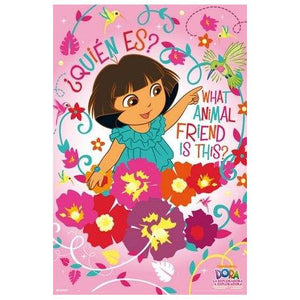 Dora the Explorer - Poster - egoamo.co.za