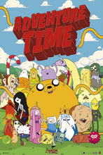Adventure Time - Poster - egoamo.co.za
