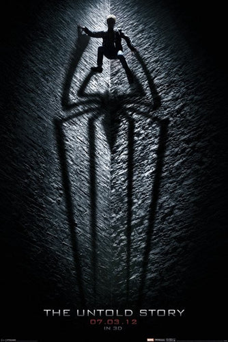 The Amazing Spider-Man - Collectable Movie Poster - egoamo.co.za