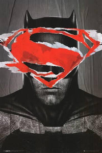 Batman vs Superman - Batman Teaser Collectable Poster - egoamo.co.za