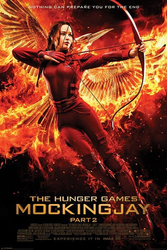 The Hunger Games - Mockingjay Part 2 - Collectible Movie Poster - egoamo.co.za