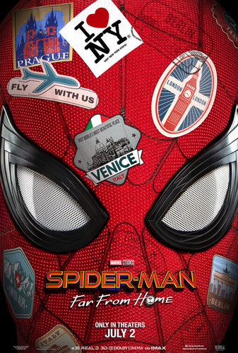 Spider-Man: Far From Home Poster - egoamo.co.za