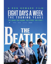 The Beatles Movie Poster - Eight Days A Week: The Touring Years - egoamo.co.za