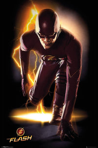 The Flash - Speed - Poster - egoamo.co.za