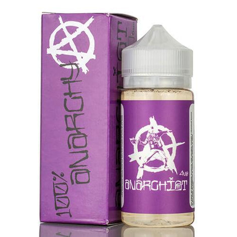 Anarchist eliquid nz grape bubblegum