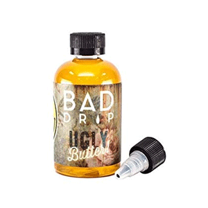 Bad Drip - Ugly Butter 120ml eliquid nz new zealand's vape shop