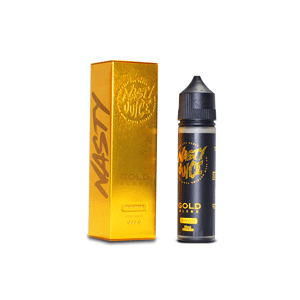 Nasty - Gold Blend USA eliquid nz new zealand's vape shop