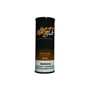 Nasty Salt - Tobacco – Bronze Blend USA eliquid nz new zealand's vape shop