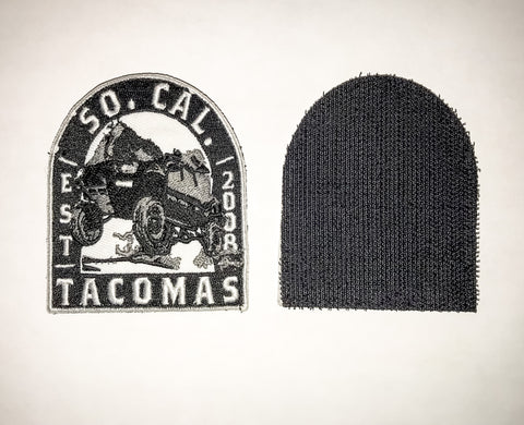 2 SoCal Tacomas Patch