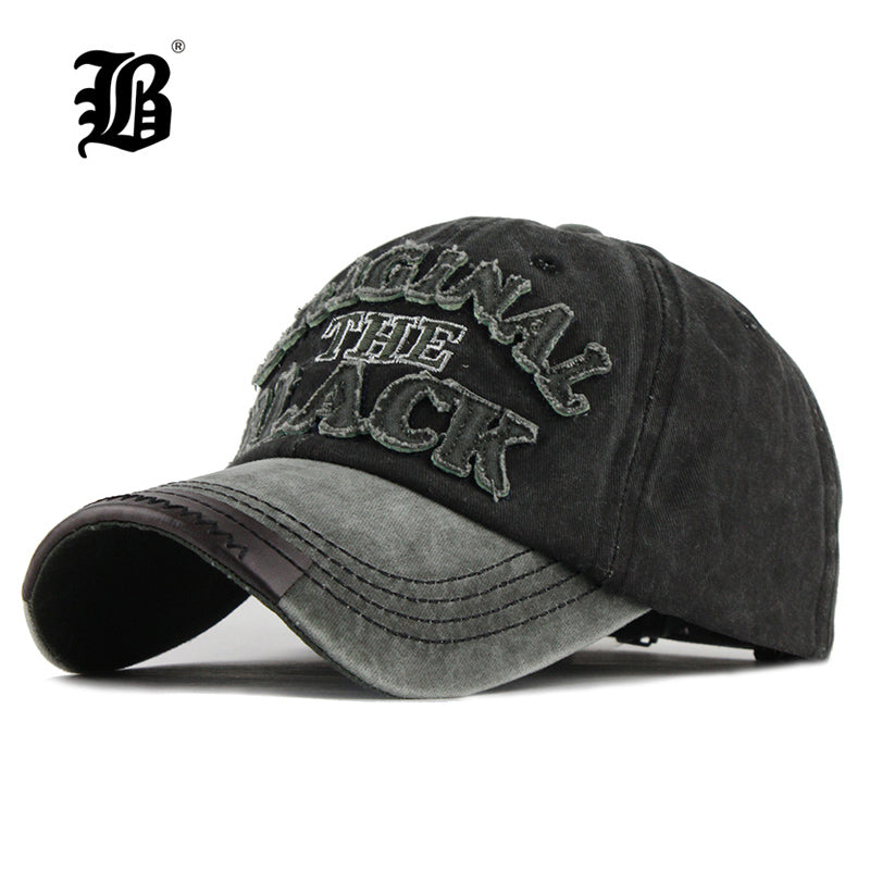 Hot Retro Washed Baseball Cap