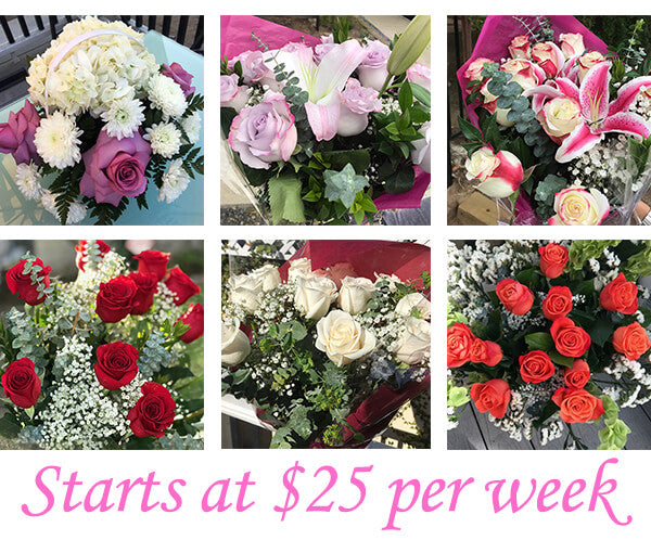 Shabbat Flowers Club Los Angeles Beverly Hills