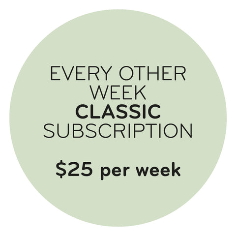 Every Other Week Classic Subscription