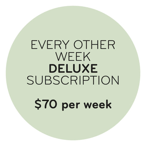 Every Other Week Deluxe Subscription