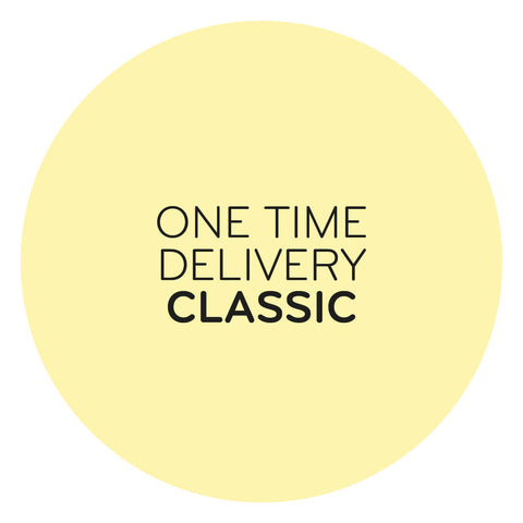 One Time Delivery Classic