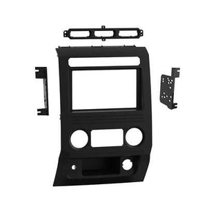 Metra 95-5850B 2-DIN Car Radio Installation Dash Kit for 2017-Up Ford XL Models