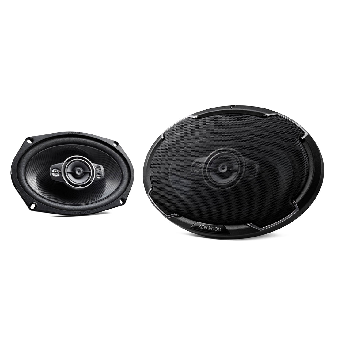 "Kenwood KFC-6996PS 650 W Max 6"" x 9"" 5-Way 4 Ohm Stereo Car Audio Speaker"