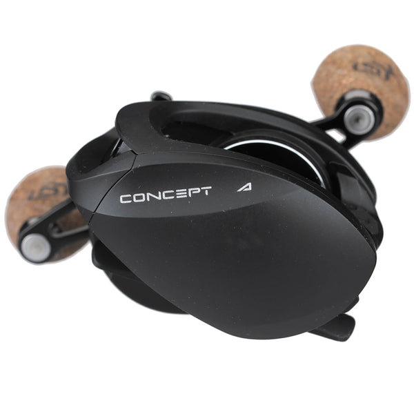 13 Fishing Concept A Casting Reel