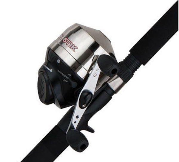 Shakespeare Bank Stik 7 foot Spincast Combo