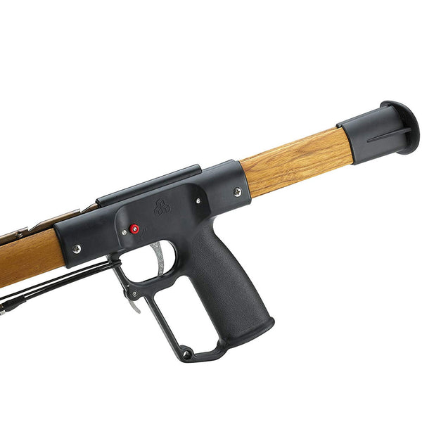 AB Biller Teak Speargun