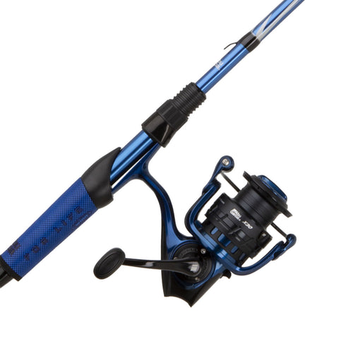 Abu Garcia Revo X LTD Spinning Rod and Reel Combo (Blue)