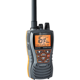Cobra VHF-HH, 6 Watt, Floats, Grey