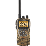 Cobra VHF-HH/GMRS, 6 Watt, Floats, Camo
