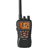 Cobra VHF-HH, 6 Watt, Bluetooth, Floats, Grey