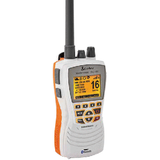 Cobra VHF-HH, 6 Watt, GPS, White