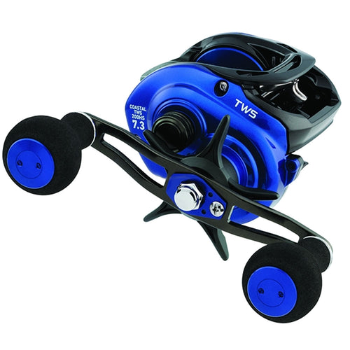 Daiwa Coastal TWS Low Profile Casting Reel