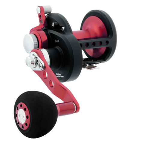 Daiwa Saltist Hyper Speed Lever Drag Conventional Reel