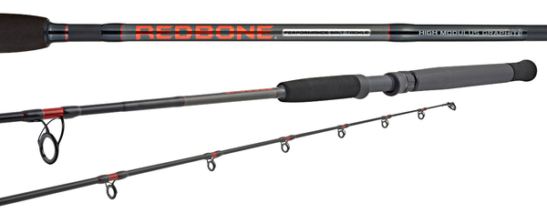 Hurricane Redbone Offshore Spinning Rod