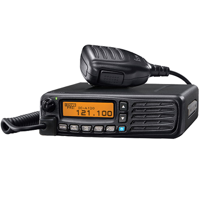 Icom Aviation VHF, Mobile