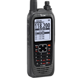 Icom Aviation VHF, Handheld, w/Batt & Chgr