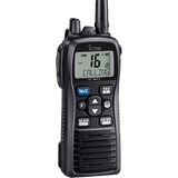 Icom VHF-HH, 6/1 Watt, Plus Version