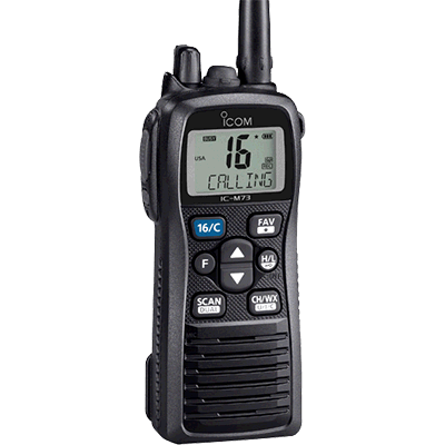 Icom VHF-HH, 6/1 Watt, Basic Version
