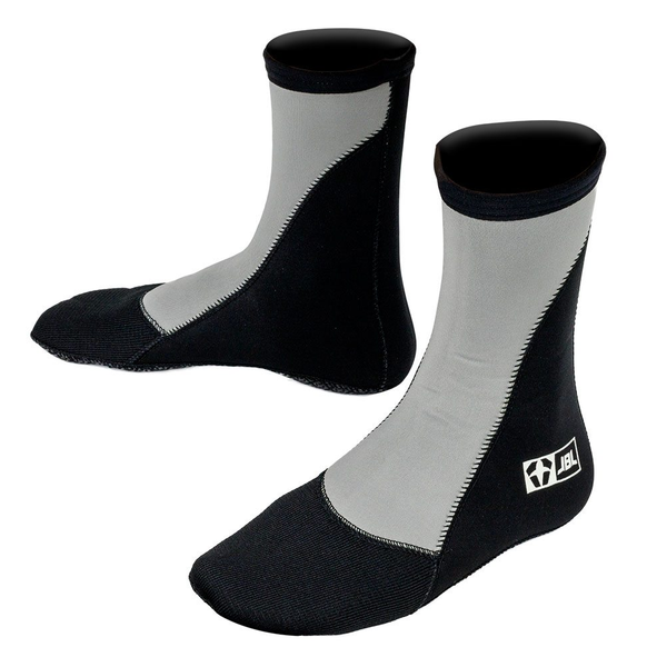 JBL Polymer Fins and Socks Combo