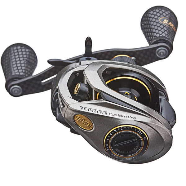 Lew's Custom Pro Speed Spool SLP Casting Reel
