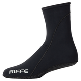 Riffe Descender Fins and Fin Socks Combo