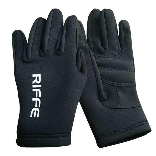Riffe Black Amara Gloves